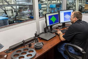 Graphite and Carbon Manufacturing Solution Center
